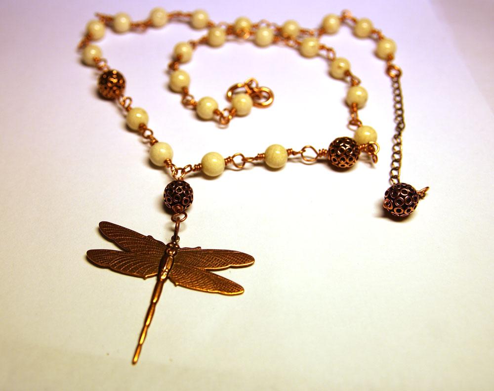 Dragonfly-kaulakoru
