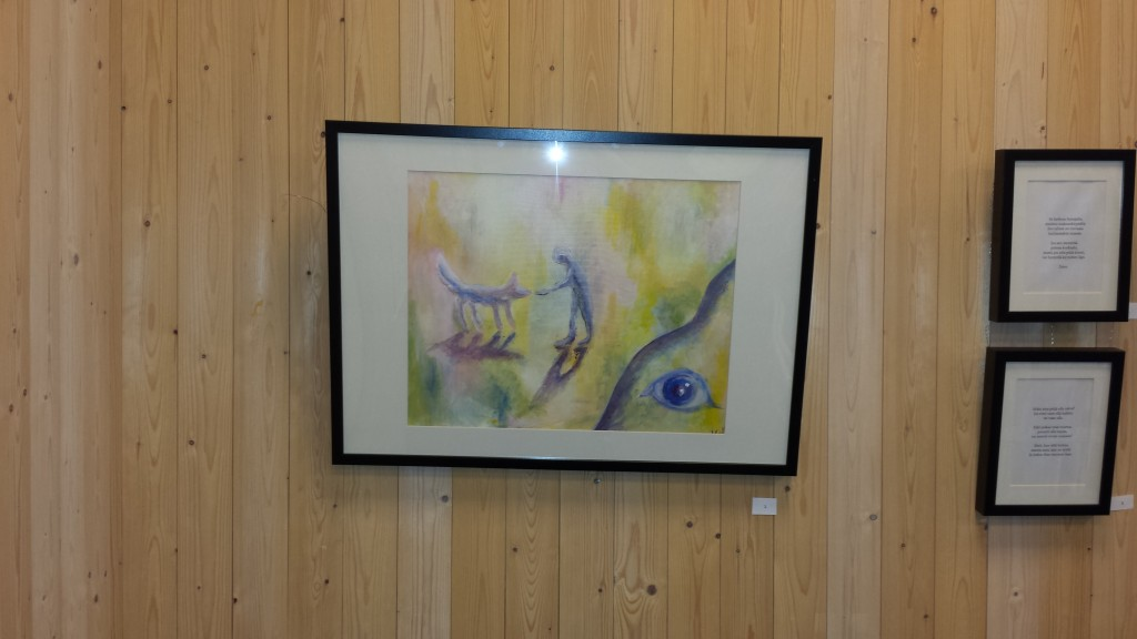 Näyttelystä